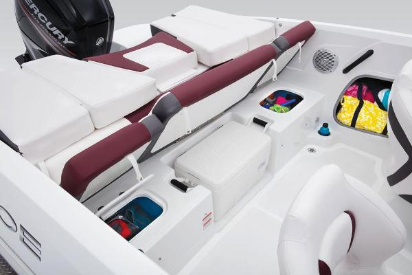 2018 Tahoe boat for sale, model of the boat is 450 TS & Image # 22 of 43