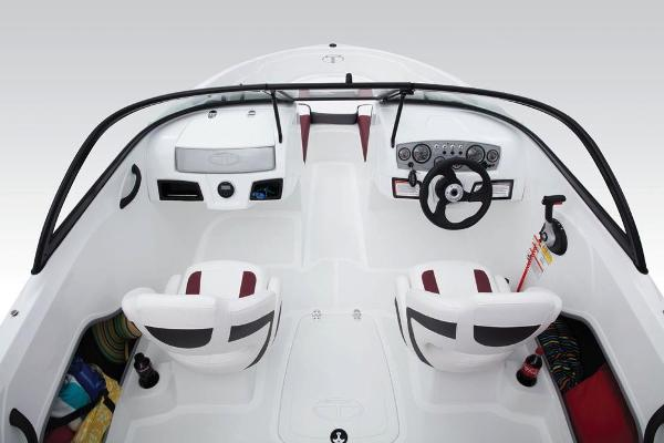 2018 Tahoe boat for sale, model of the boat is 450 TS & Image # 24 of 43
