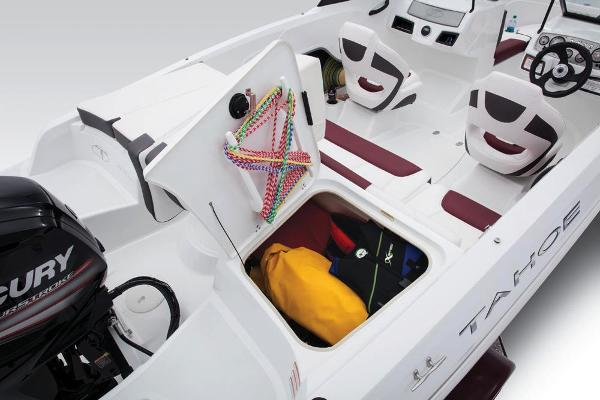 2018 Tahoe boat for sale, model of the boat is 450 TS & Image # 29 of 43