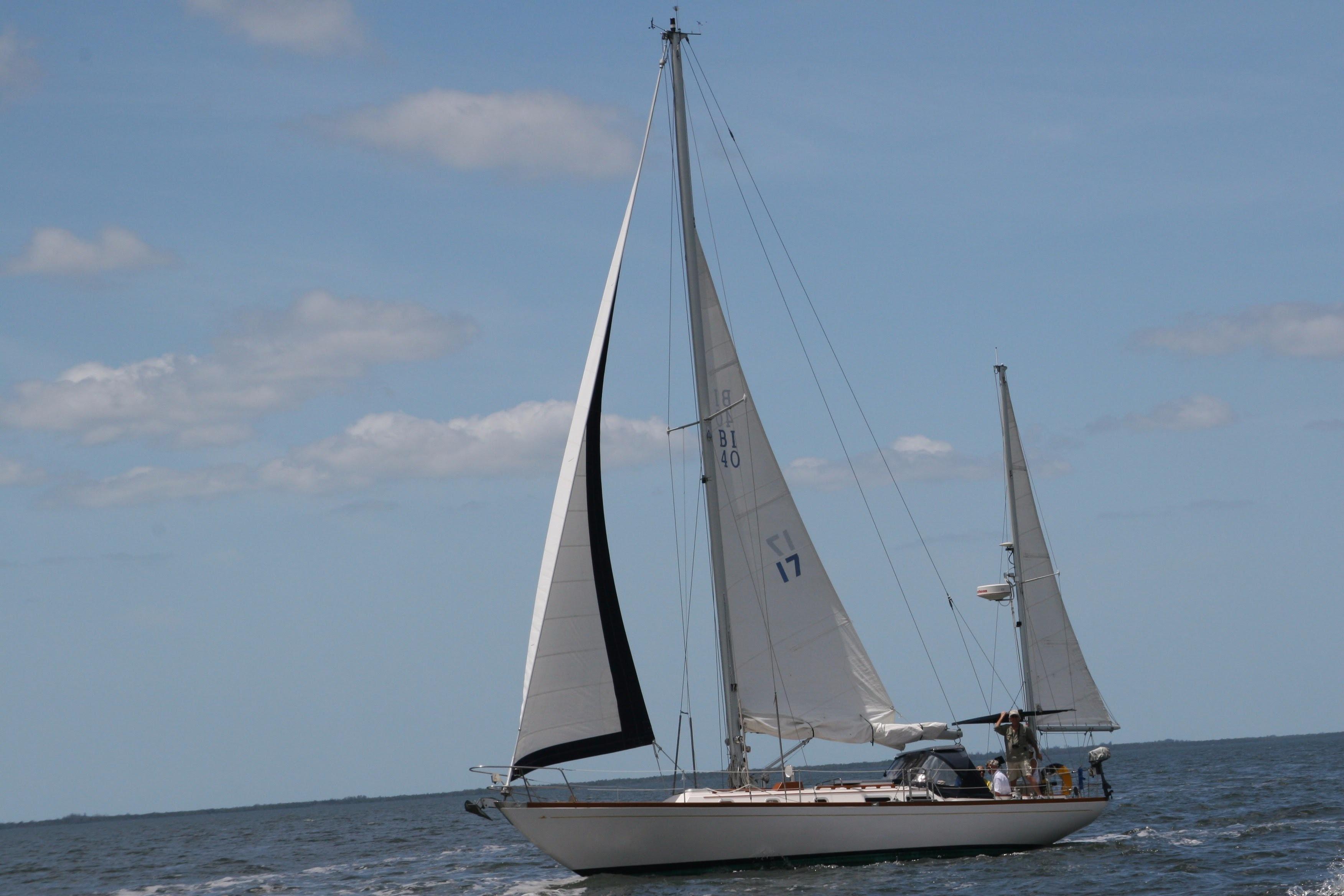 40' Migrator Yachts Block Island 1999 BI 40 Yawl