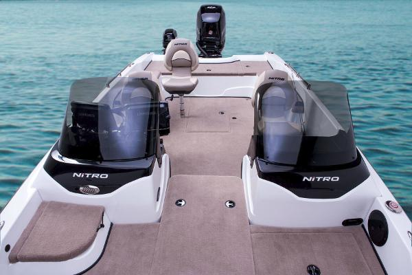 2015 Nitro boat for sale, model of the boat is ZV21 & Image # 5 of 40