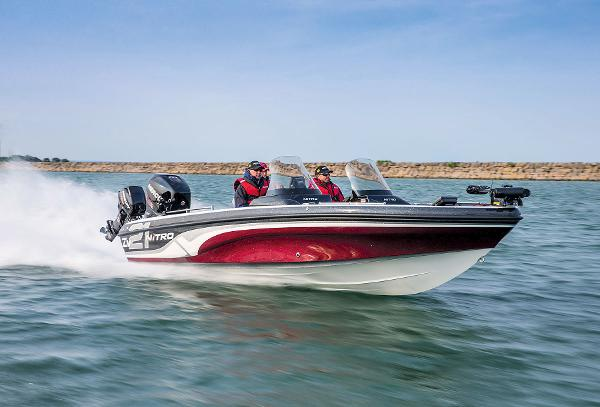 2015 Nitro boat for sale, model of the boat is ZV21 & Image # 33 of 40