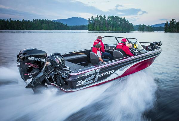 2015 Nitro boat for sale, model of the boat is ZV21 & Image # 35 of 40
