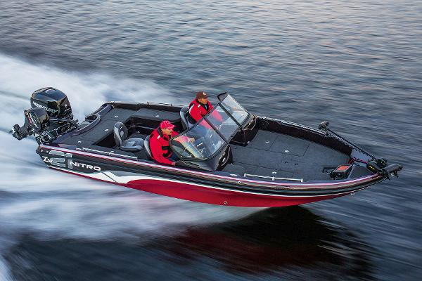 2015 Nitro boat for sale, model of the boat is ZV21 & Image # 3 of 40