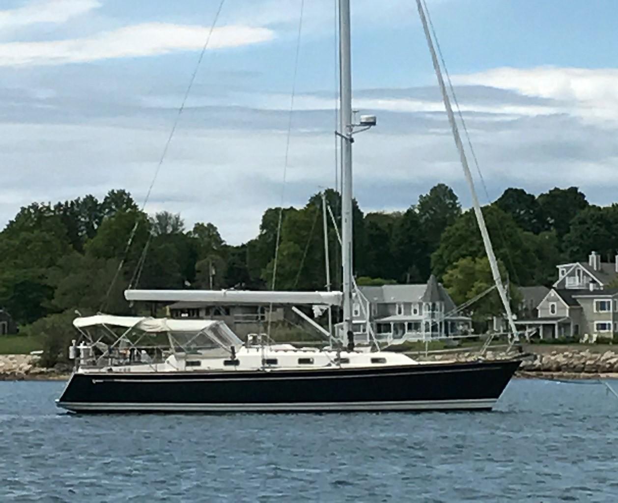 41 Tartan Tapawingo 2002 Southwest Harbor | Denison Yacht Sales