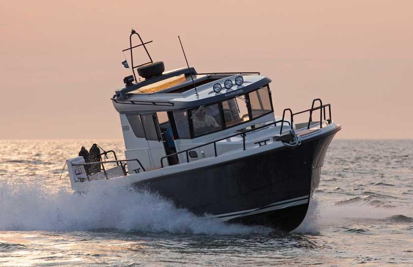 SARGO 28 Explorer for sale