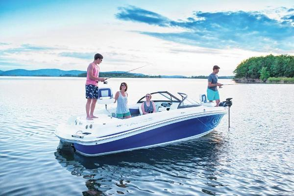 2018 Tahoe boat for sale, model of the boat is 500 TF & Image # 2 of 43