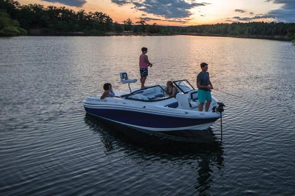 2018 Tahoe boat for sale, model of the boat is 500 TF & Image # 3 of 43