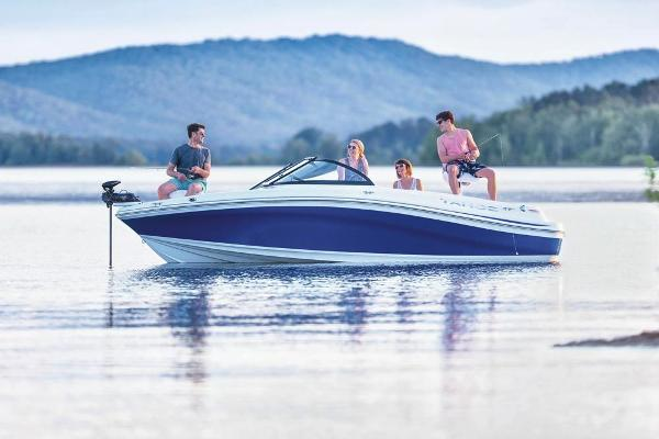 2018 Tahoe boat for sale, model of the boat is 500 TF & Image # 8 of 43