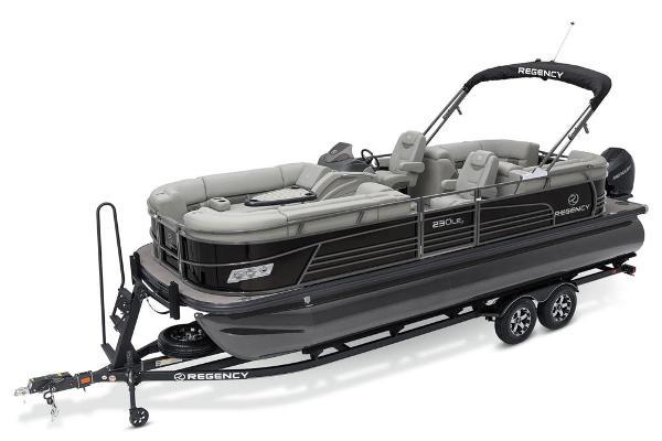 2021 Regency boat for sale, model of the boat is 230 LE3 & Image # 8 of 69