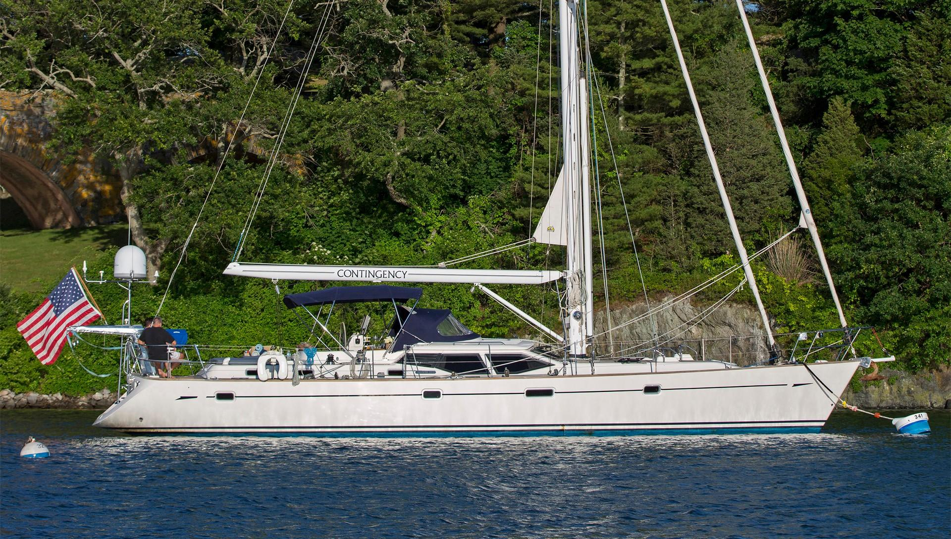53' Oyster 2001