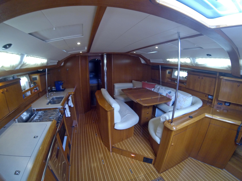 49' Jeanneau Sun Odyssey 49 2006 | Seacoast Yachts