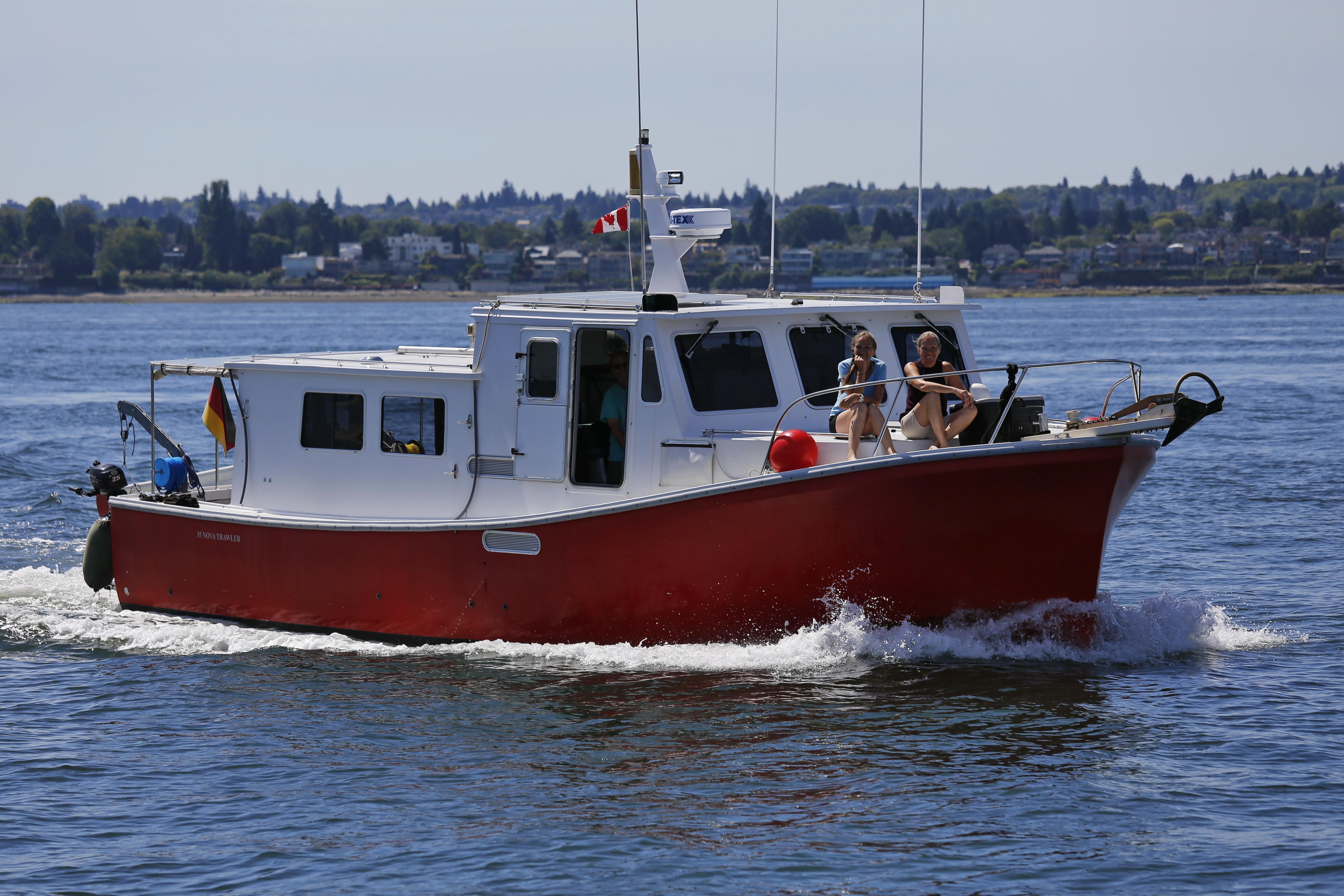 Nova Trawler