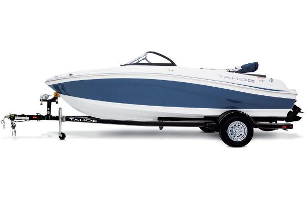 2018 Tahoe boat for sale, model of the boat is 500 TS & Image # 1 of 37