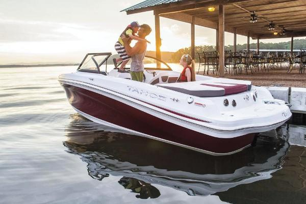 2018 Tahoe boat for sale, model of the boat is 500 TS & Image # 3 of 37