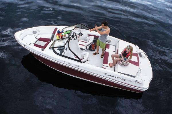 2018 Tahoe boat for sale, model of the boat is 500 TS & Image # 4 of 37