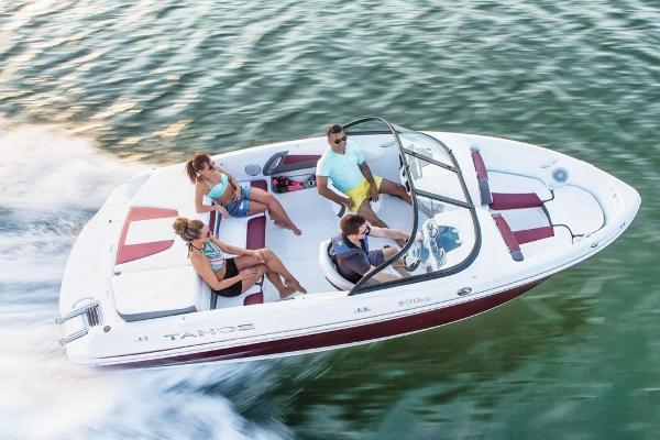 2018 Tahoe boat for sale, model of the boat is 500 TS & Image # 6 of 37