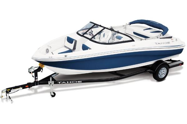 2018 Tahoe boat for sale, model of the boat is 500 TS & Image # 33 of 37
