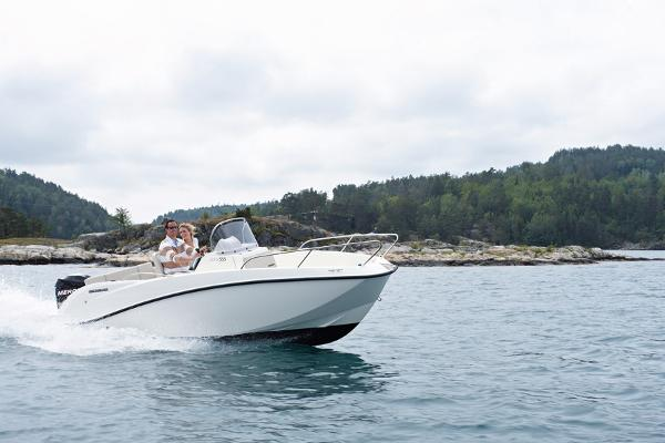 2019 Quicksilver 555 Open