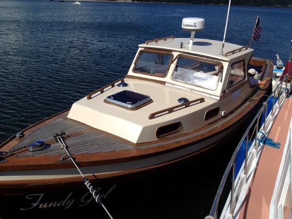 32' Admirals Launch - 2005 Van Riemsdijk OHC K32