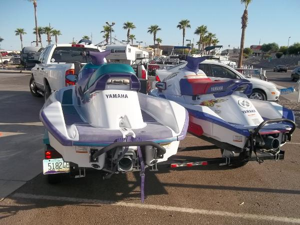 1996 Yamaha boat for sale, model of the boat is Raider & Venture & Image # 3 of 14