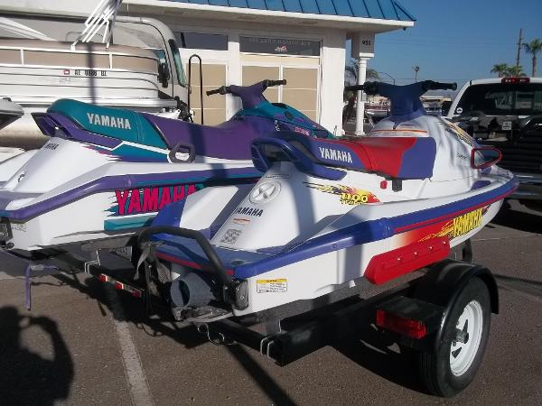 1996 Yamaha boat for sale, model of the boat is Raider & Venture & Image # 5 of 14