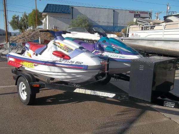 1996 Yamaha boat for sale, model of the boat is Raider & Venture & Image # 7 of 14