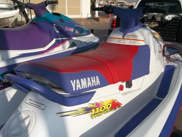 1996 Yamaha boat for sale, model of the boat is Raider & Venture & Image # 9 of 14
