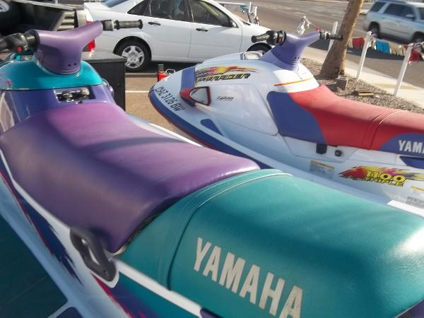1996 Yamaha boat for sale, model of the boat is Raider & Venture & Image # 11 of 14