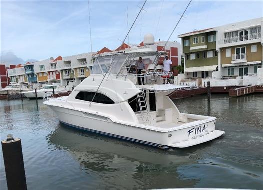 2005 Bertram 57 ft Yacht For Sale   Allied Marine