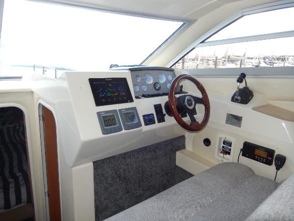 2007 Sealine F34