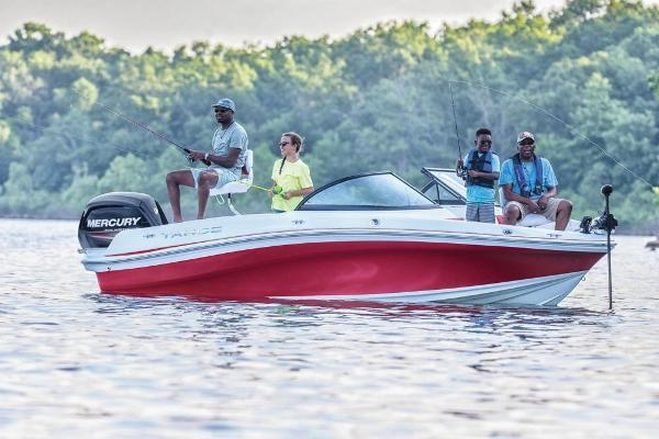 2018 Tahoe boat for sale, model of the boat is 550 TF & Image # 2 of 43