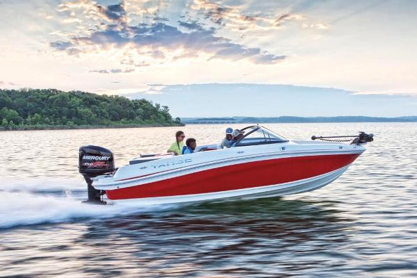 2018 Tahoe boat for sale, model of the boat is 550 TF & Image # 5 of 43