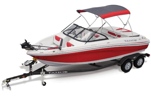 2018 Tahoe boat for sale, model of the boat is 550 TF & Image # 40 of 43