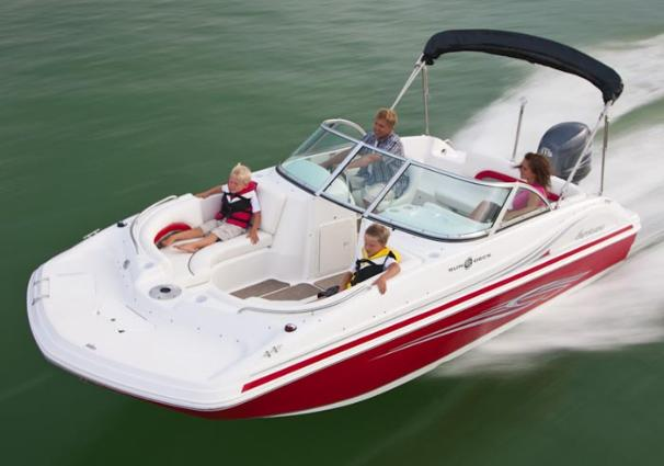 New 2011 hurricane sundeck 187 ob for sale in mill hall for Hurricane sundeck for sale