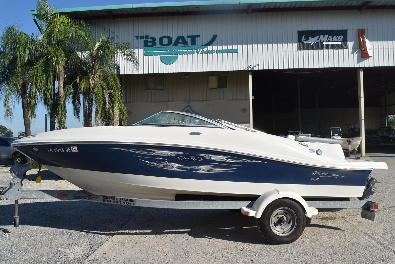 2008 Sea Ray boat for sale, model of the boat is 185 & Image # 1 of 9