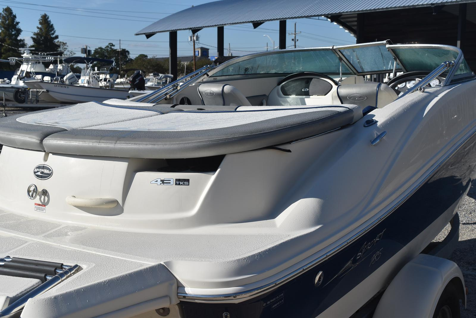2008 Sea Ray boat for sale, model of the boat is 185 & Image # 2 of 9