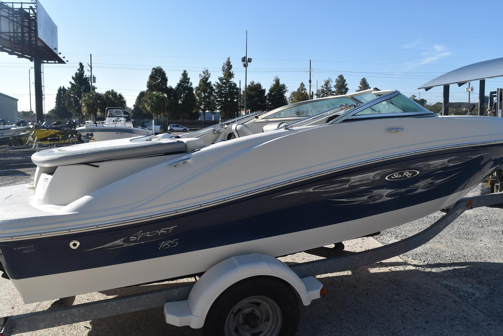2008 Sea Ray boat for sale, model of the boat is 185 & Image # 6 of 9