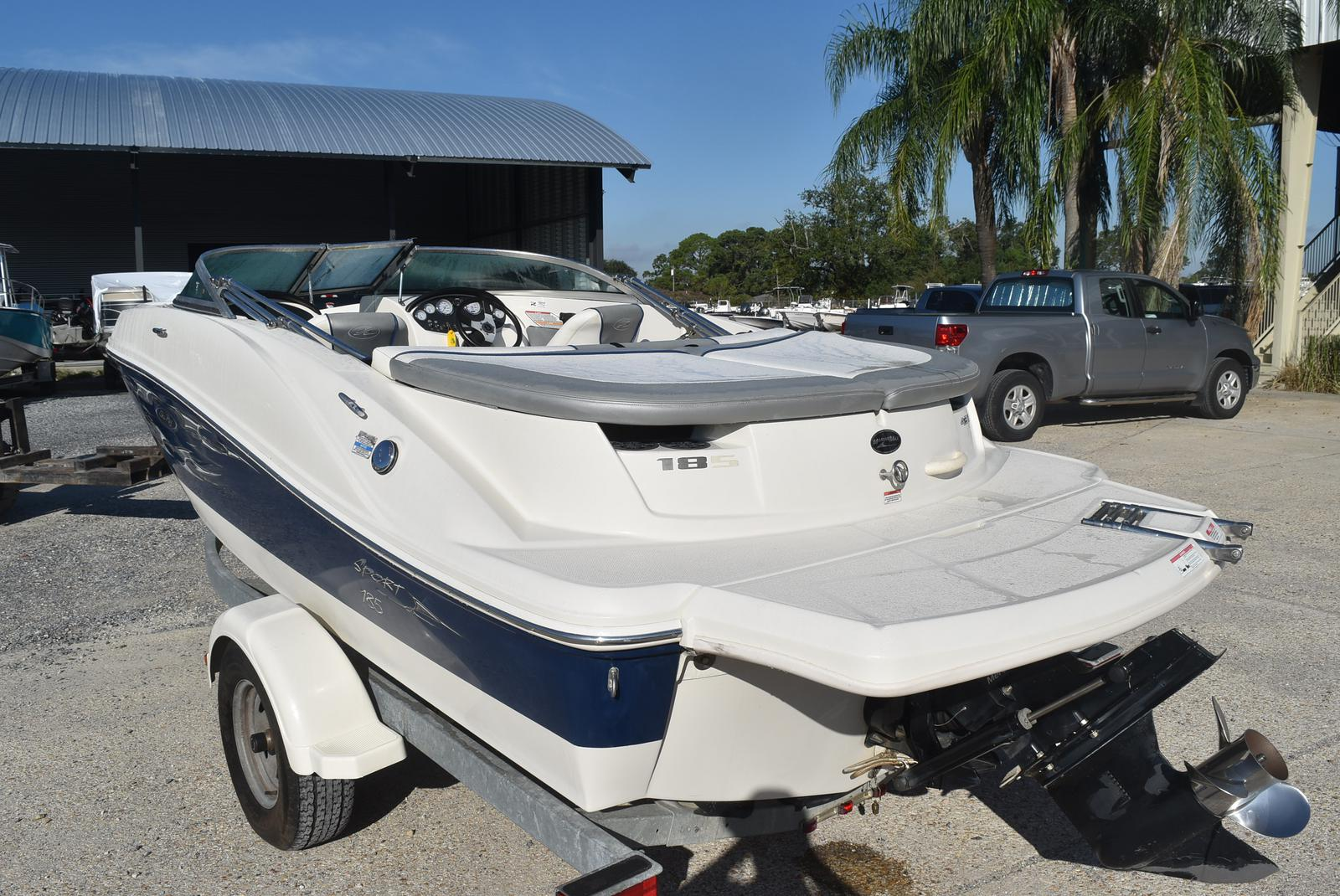 2008 Sea Ray boat for sale, model of the boat is 185 & Image # 7 of 9