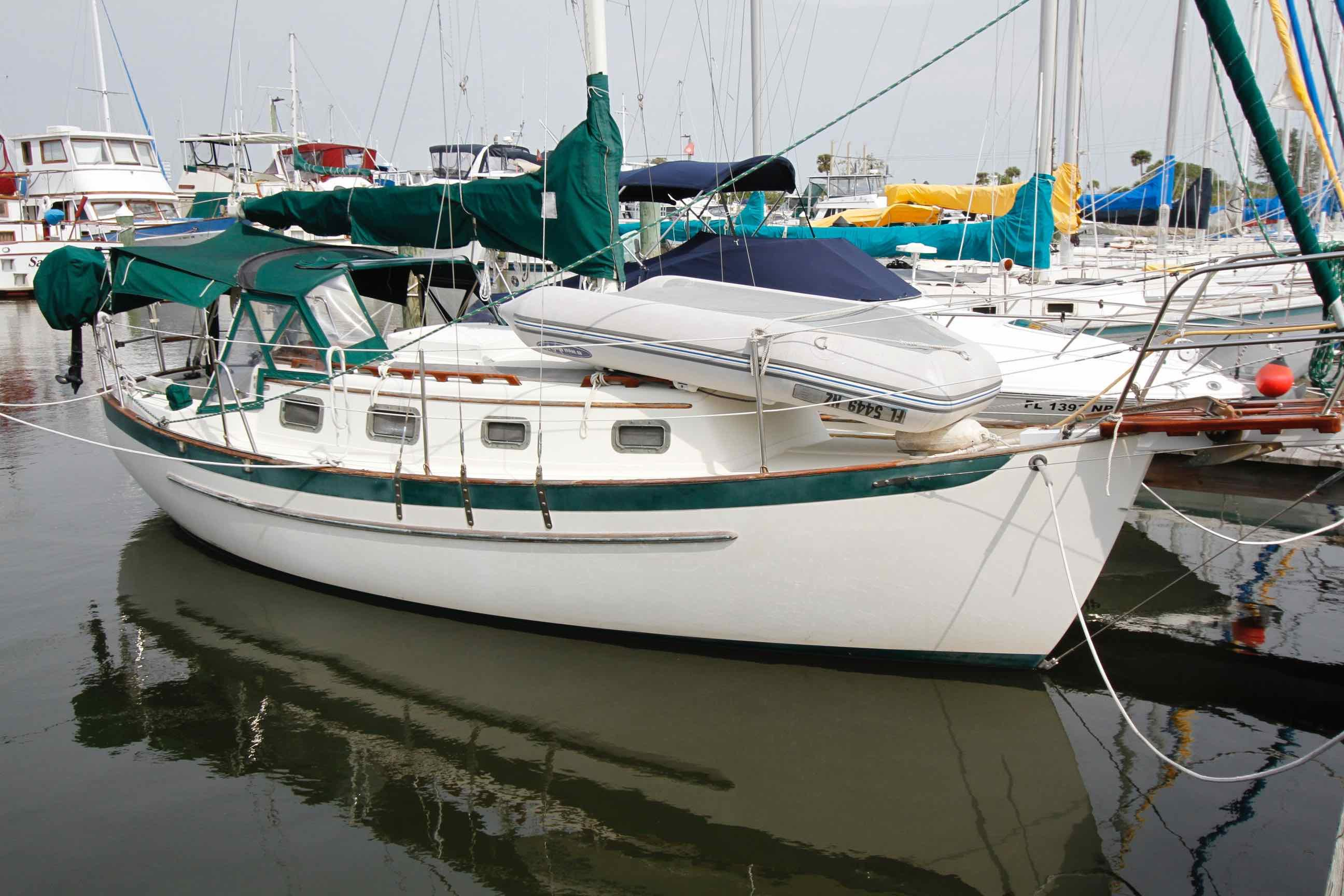 24' Pacific Seacraft 1989 Dana 24