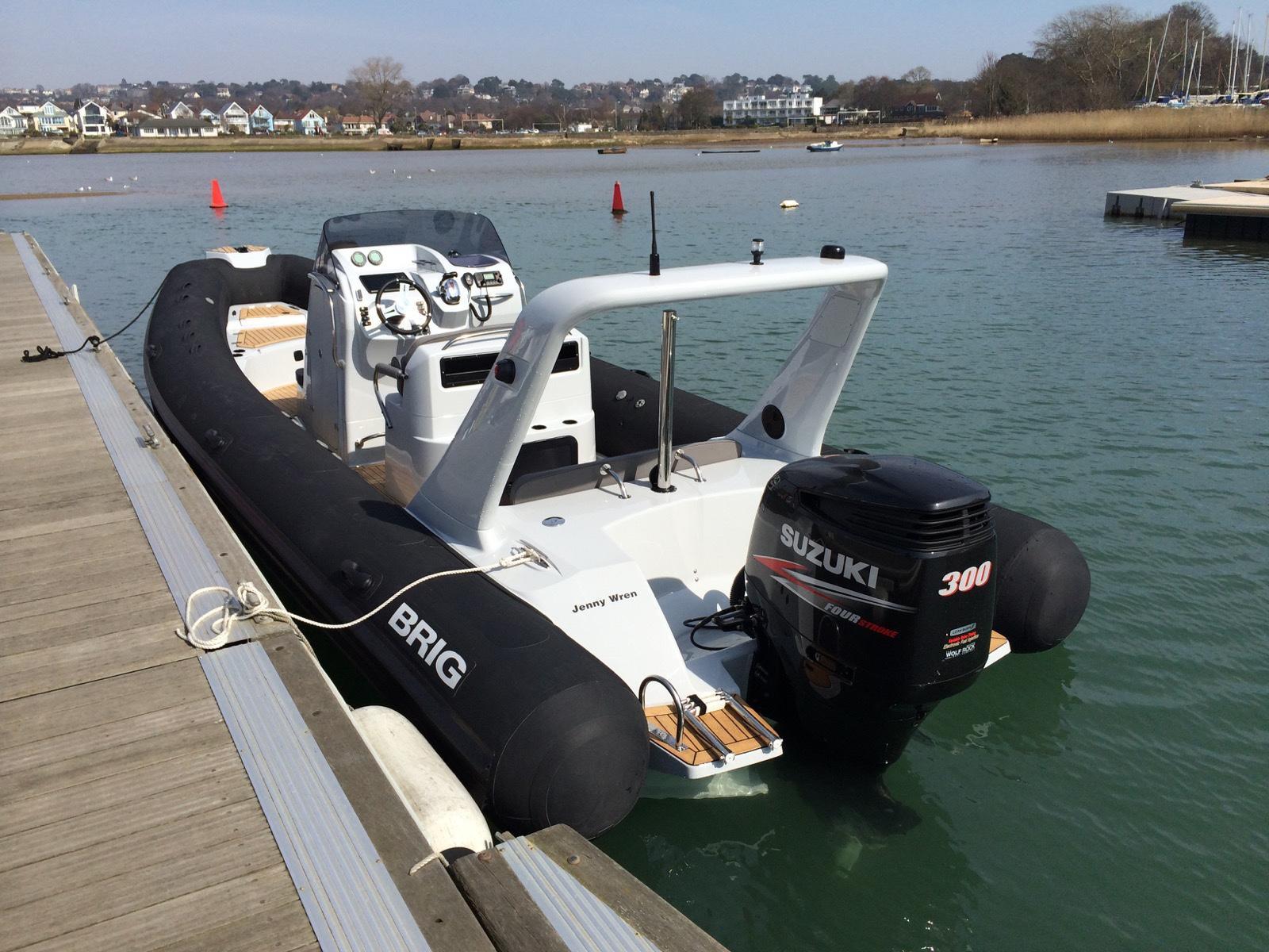 Brig Inflatables Eagle 780