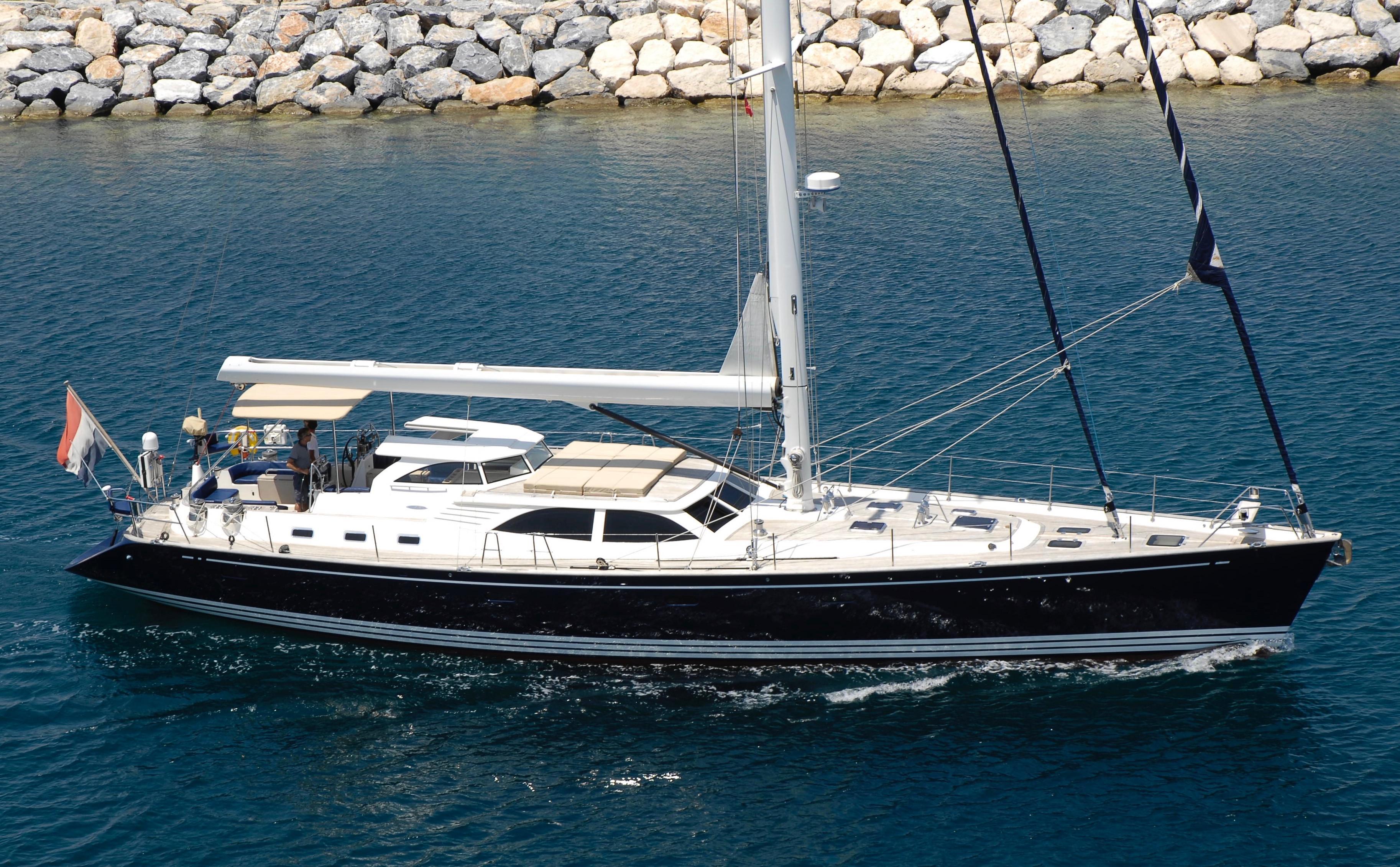 X-Yachts 73