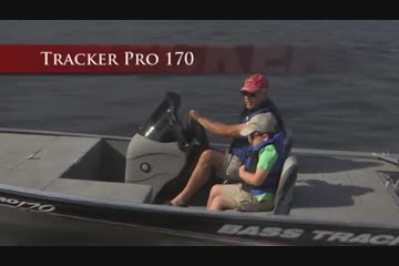 Tracker Pro 170 video
