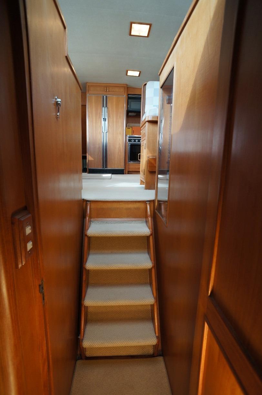 Forward foyer