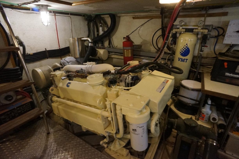 Port Cummins engine