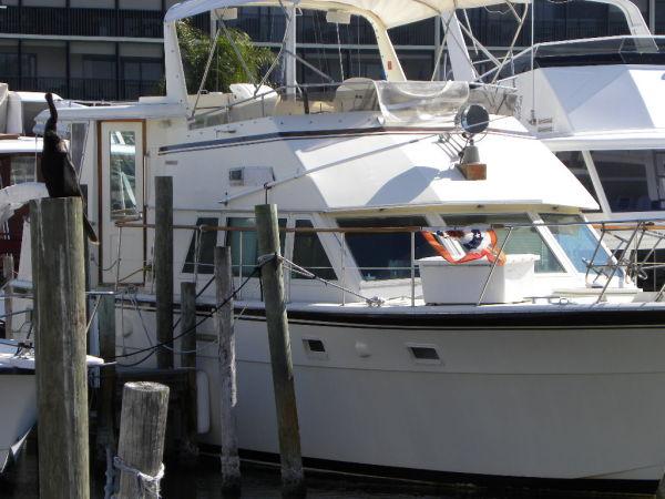 43' Hatteras 43 Motor Yacht