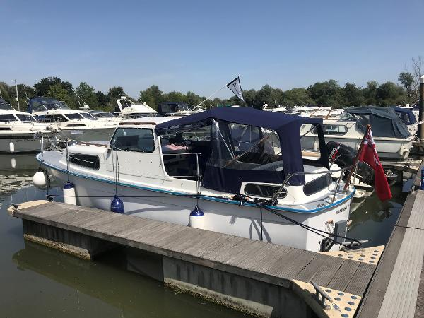 Albin 25 Deluxe For Sale from TBS Boats