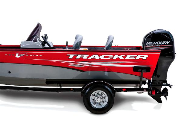 2014 Tracker Boats boat for sale, model of the boat is Pro Guide V-16 SC & Image # 28 of 38
