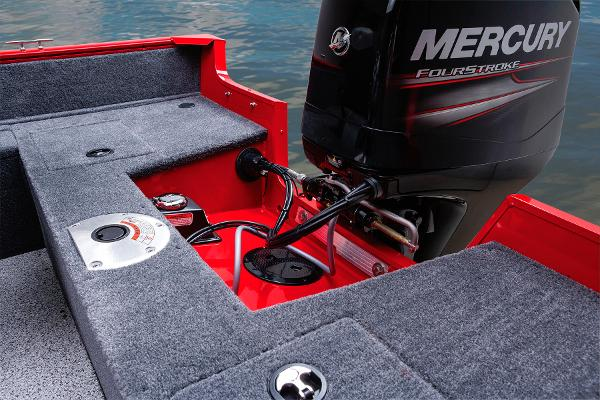 2014 Tracker Boats boat for sale, model of the boat is Pro Guide V-16 SC & Image # 32 of 38