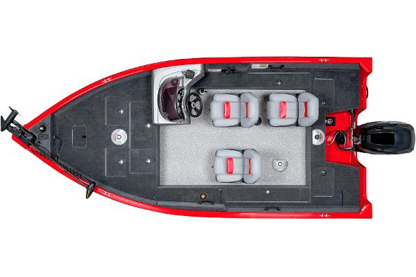 2014 Tracker Boats boat for sale, model of the boat is Pro Guide V-16 SC & Image # 2 of 38
